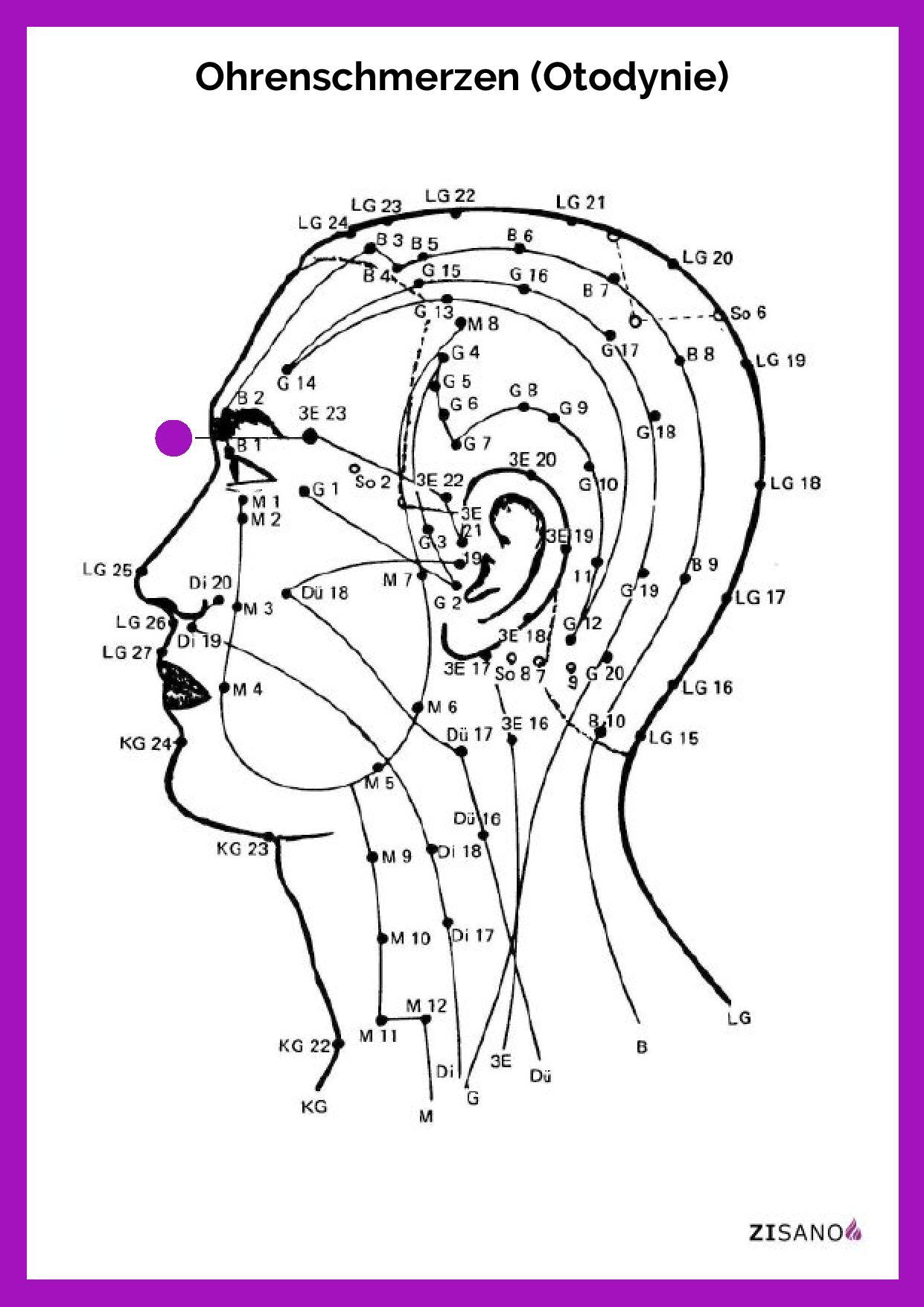 Ohrenschmerzen Otodynie Beschwerden Schmerzlinderung Beschwerden