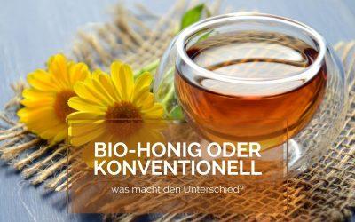 Bio-Honig oder konventionell – Was macht den Unterschied