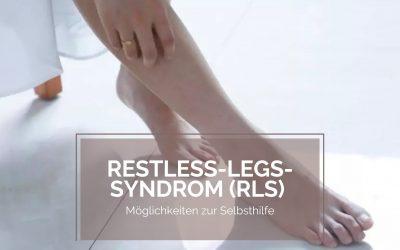 Restless-Legs-Syndrom (RLS) Möglichkeiten zur Selbsthilfe