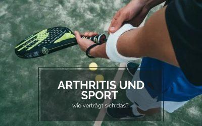 Arthritis und Sport – Wie verträgt sich das?